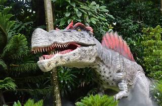 zoo-rassic park dinosaur
