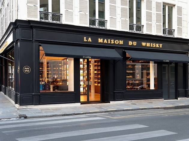 la maison du whisky shopping in la madeleine paris. Black Bedroom Furniture Sets. Home Design Ideas
