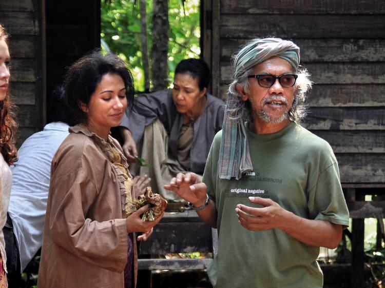 U-Wei Haji Saari interview