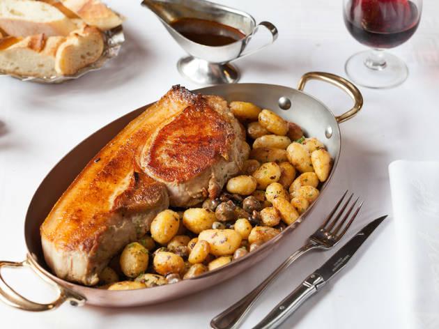 Restaurant Cochon Paris