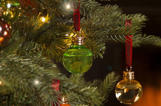 You can now buy gin-filled baubles to get you into the Christmas spirit
