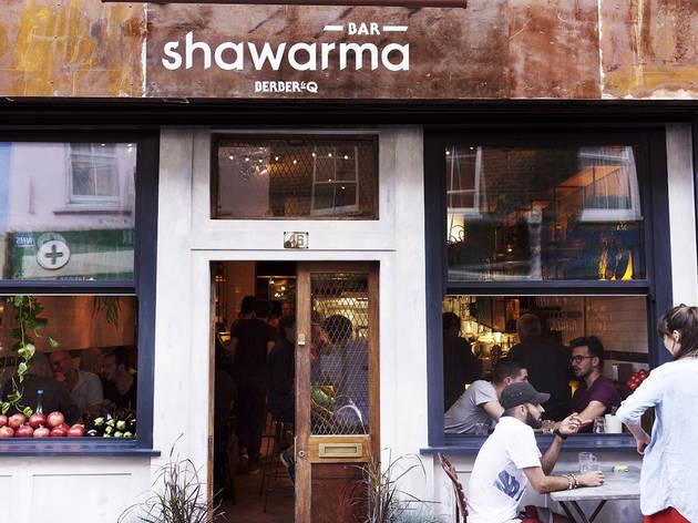 Berber  Q Shawarma Bar  Restaurants In Clerkenwell, London-6652