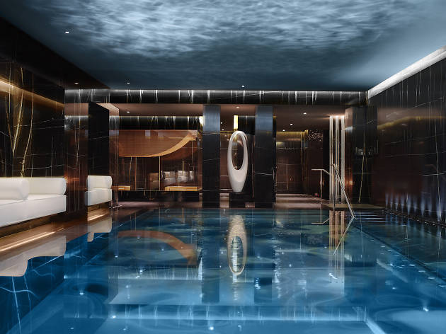 London's best spa hotels