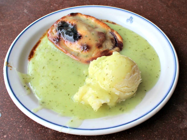London's best pie and mash shops, Eel pie house leytonstone