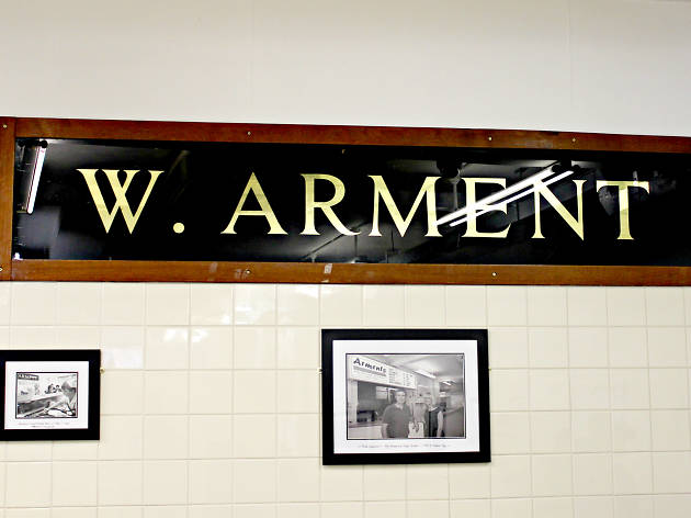 London's best pie and mash shops, arments