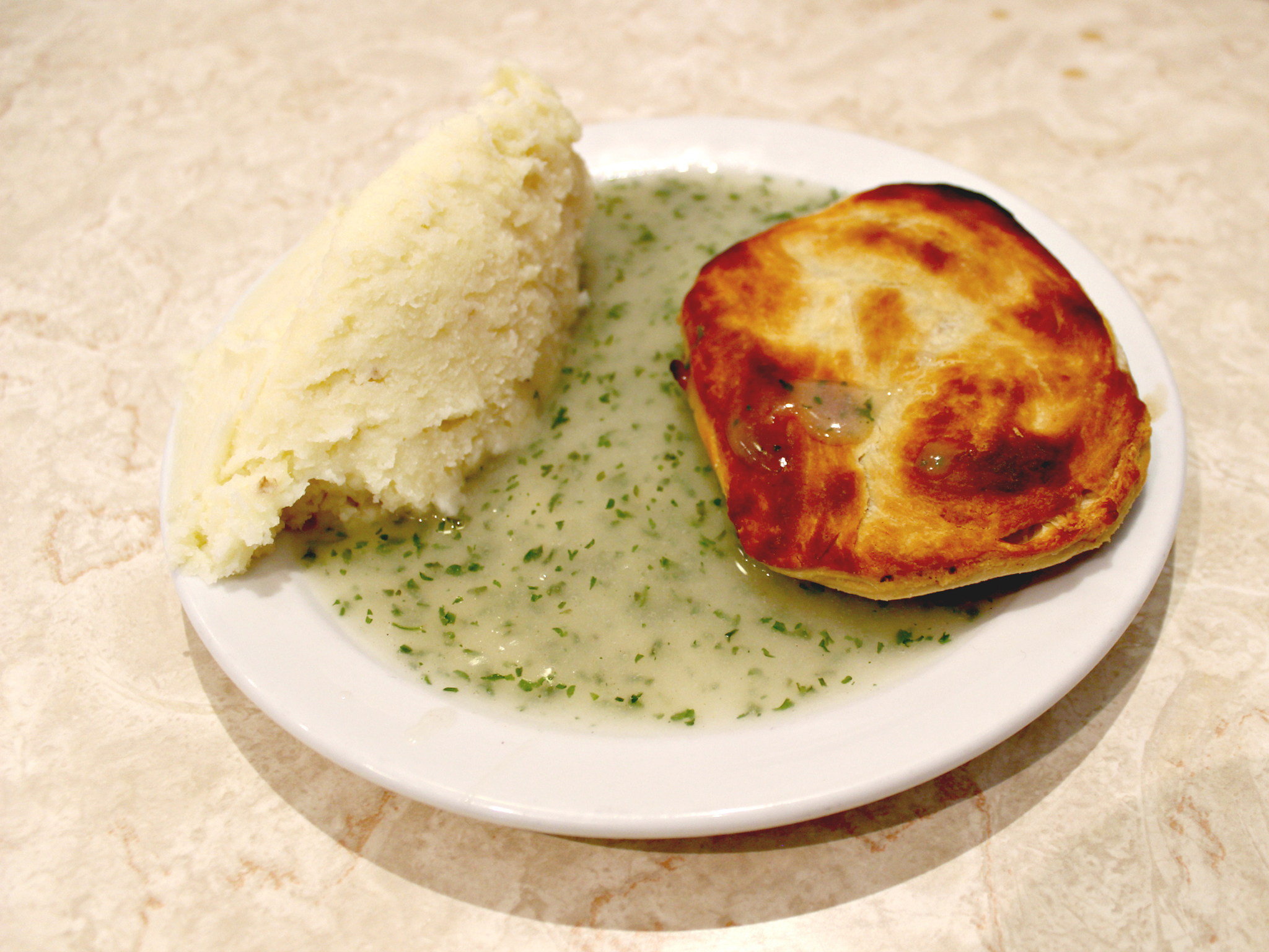 London's best pie and mash shops, G Kelly Roman Road