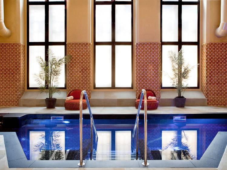 London's best hotels with pools