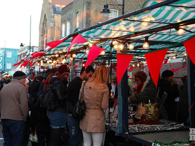 Roman Road Christmas Fair