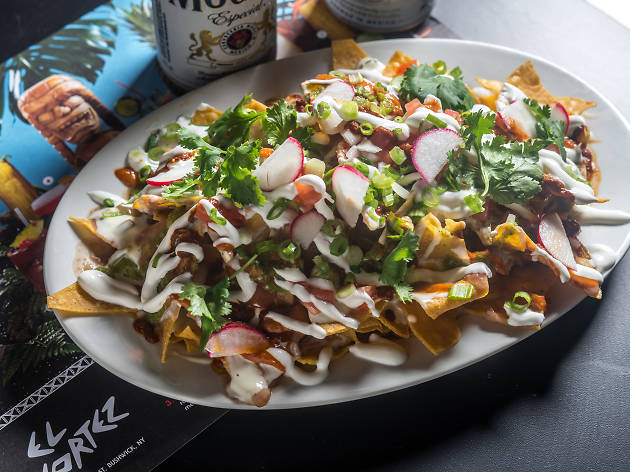 The best nachos in NYC