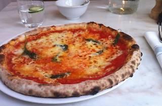Et la meilleure pizza margherita de Paris est…