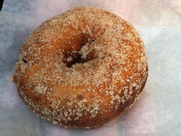 apple cider donut; carpe donut
