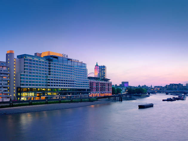 Sea Containers - Best hotels for parking