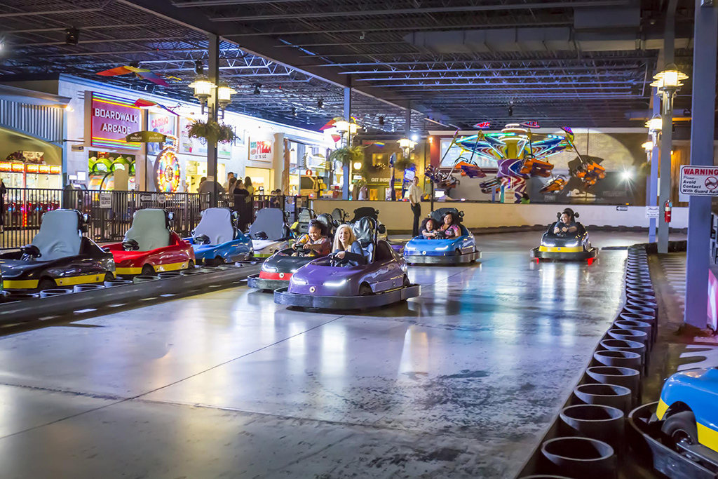 The best indoor amusement parks in America
