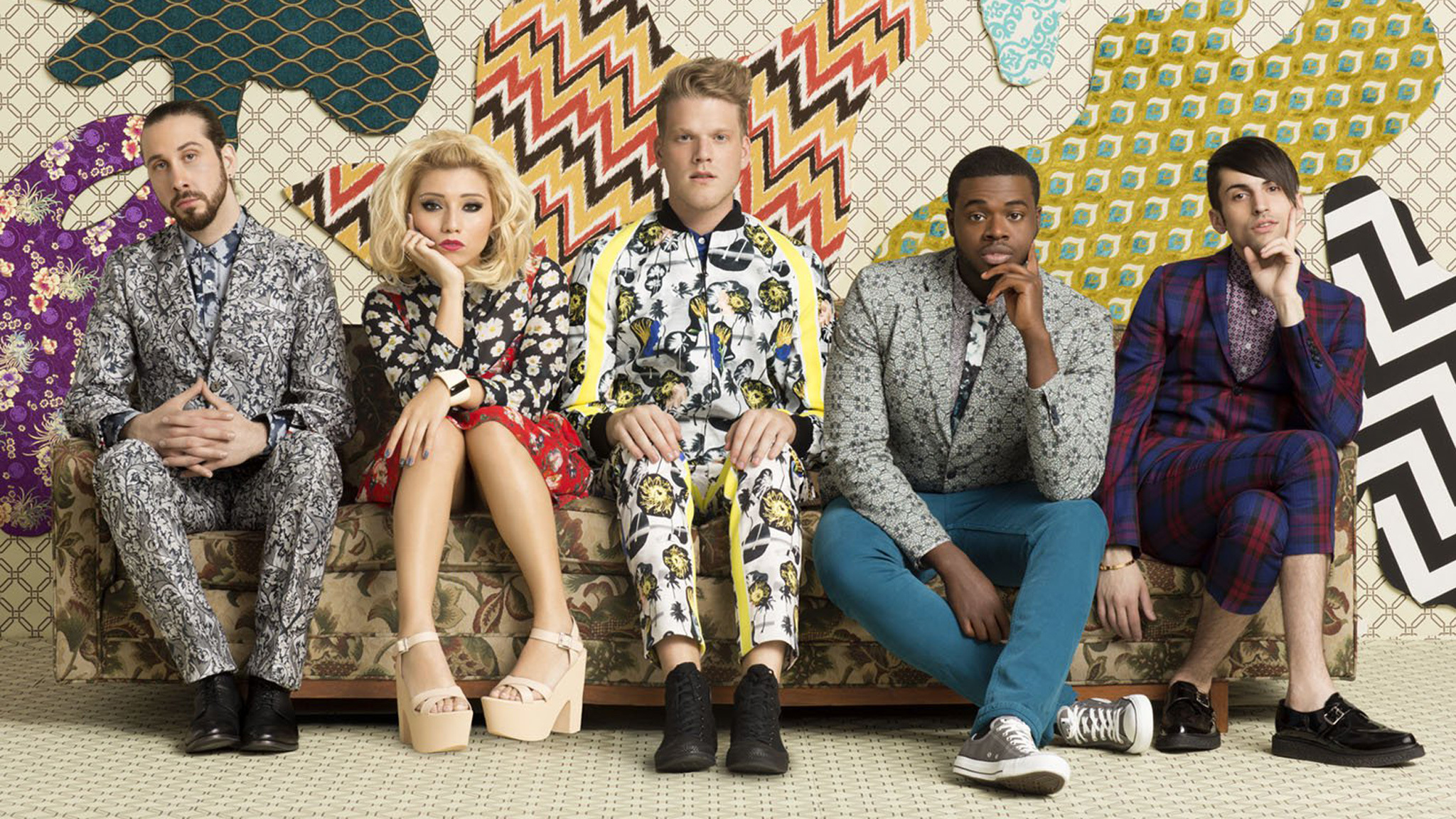 July 4th Fireworks Spectacular with Pentatonix