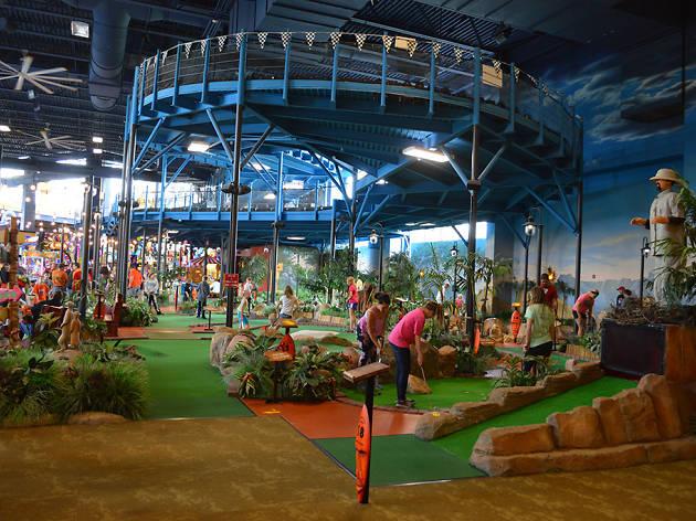 Kalahari Indoor Theme Park in Wisconsin Dells, WI