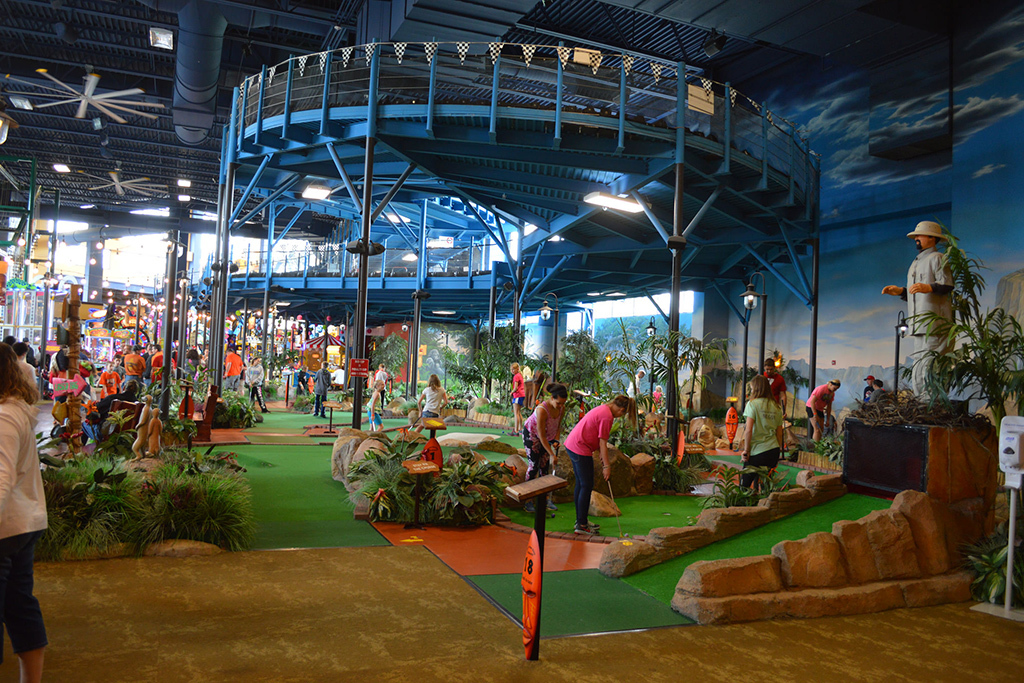 Go Karts Cleveland >> Best indoor amusement parks in America with roller coaster rides