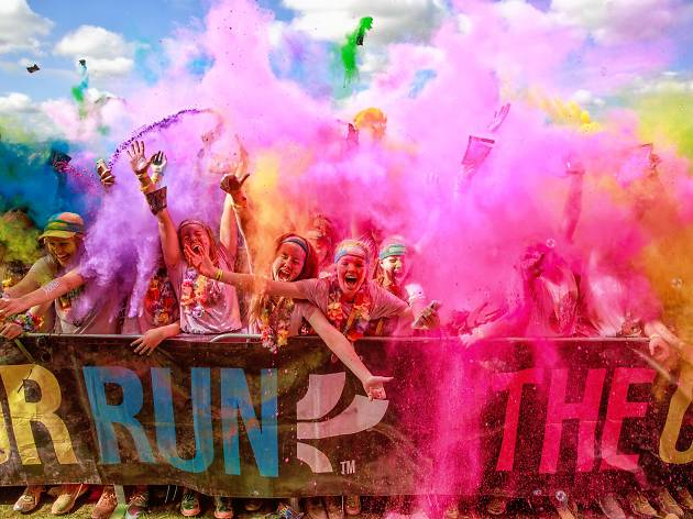 The Color Run Melbourne