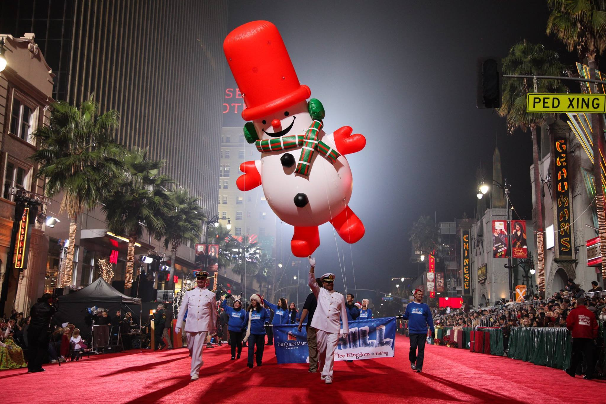 hollywood christmas parade 2016 ticket and event info