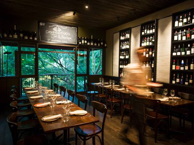 The best private dining rooms in sydney for Best dining rooms in sydney