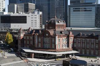東京駅  丸の内駅舎
