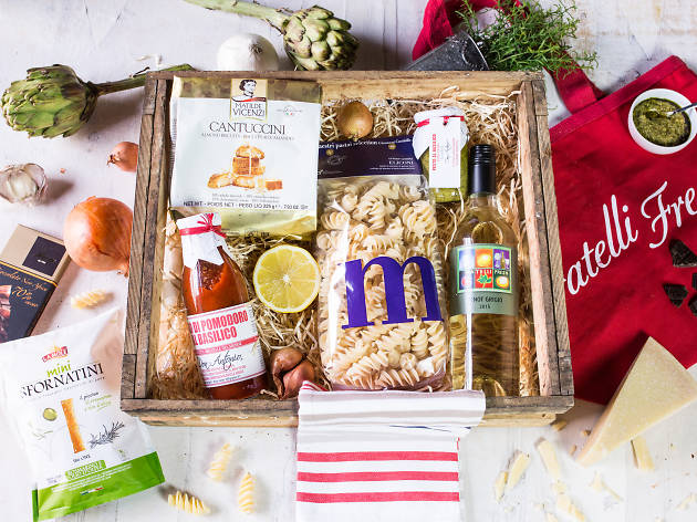 Win a Fratelli Fresh Hamper filled with Italian treats