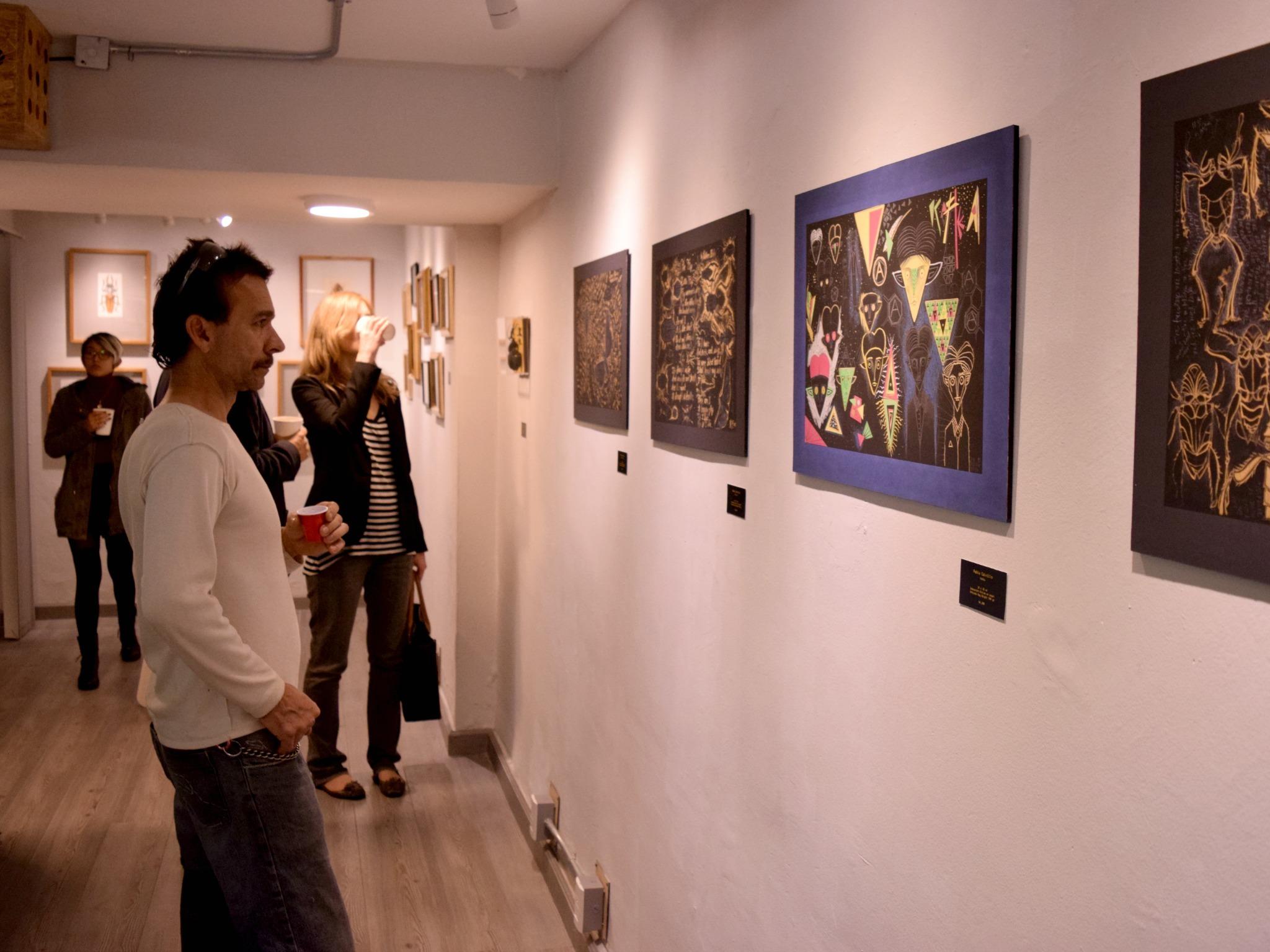 GAMA galería
