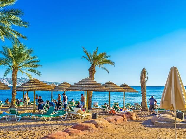 Dekel Beach