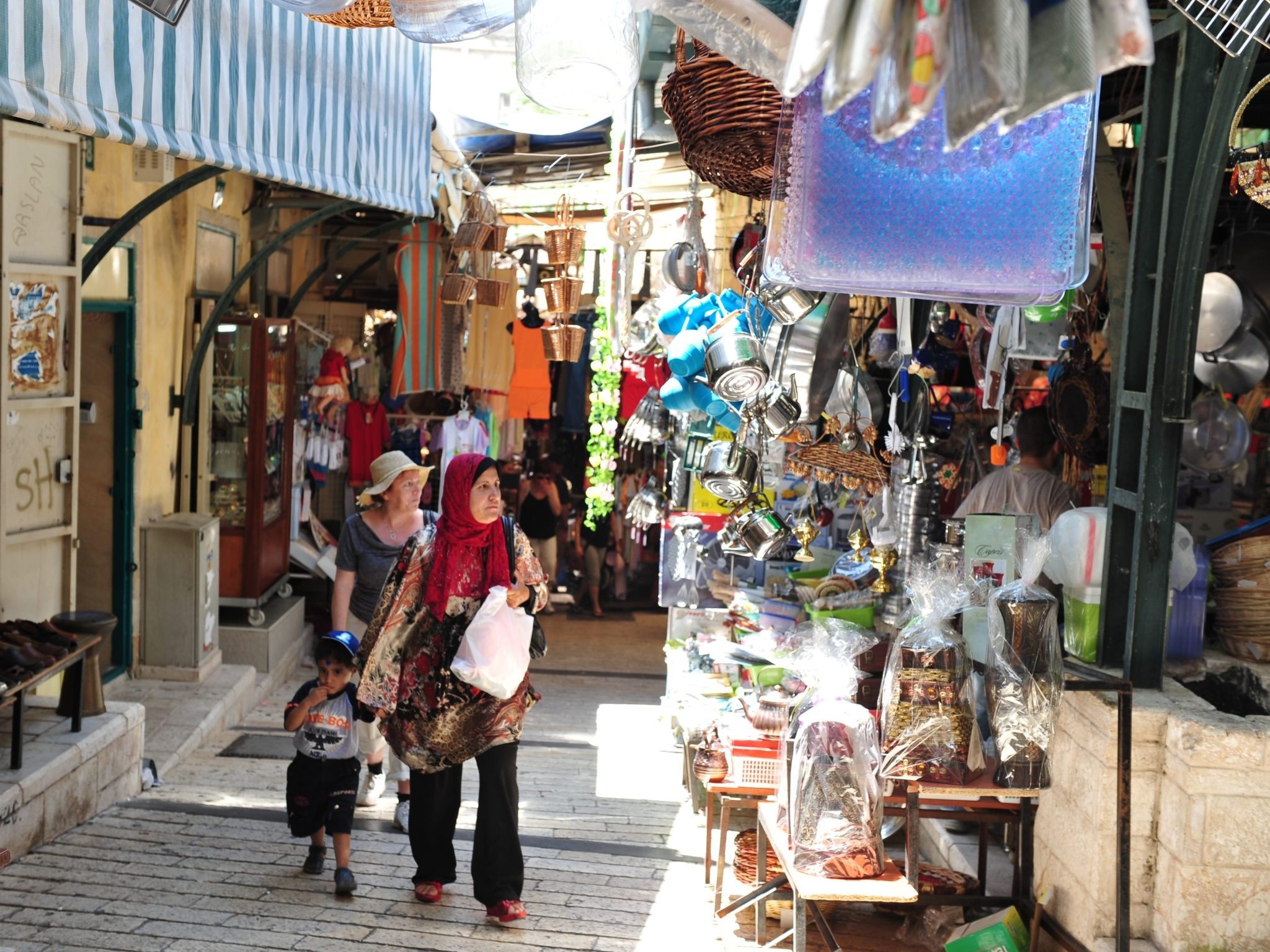 Old Market in Nazareth