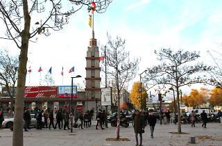 Porte de Versailles parc des expositions