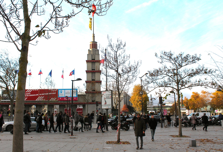 24h à la porte de Versailles