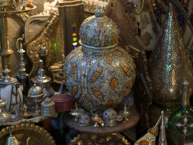 Daliyat El Carmel Bazaar