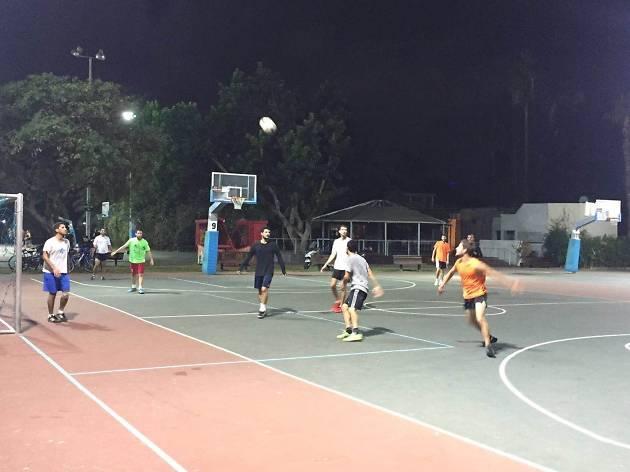 Sportek (Park Hayarkon)