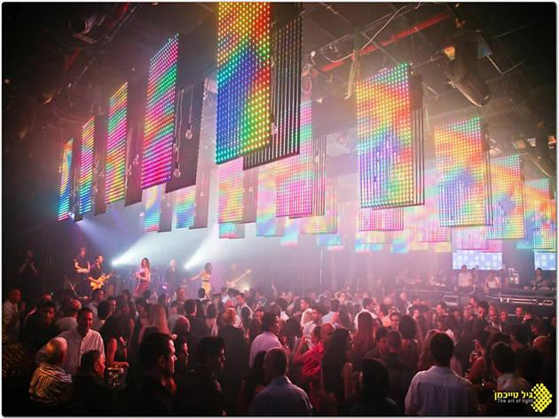 Israel's top live music venues