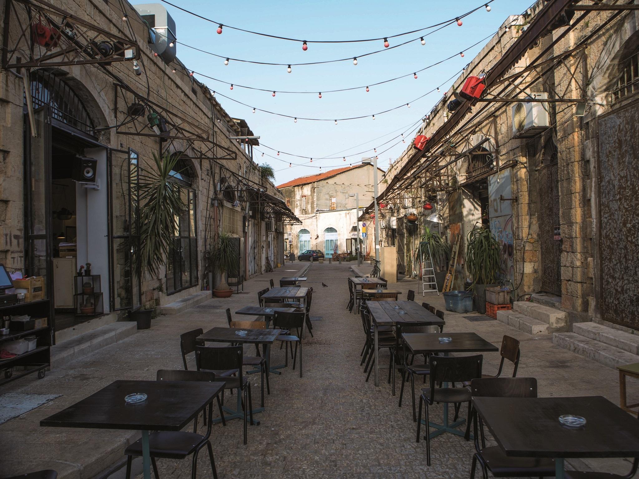 Greek Market