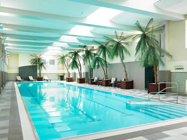 London Marriott Hotel County Hall - Best hotel pools