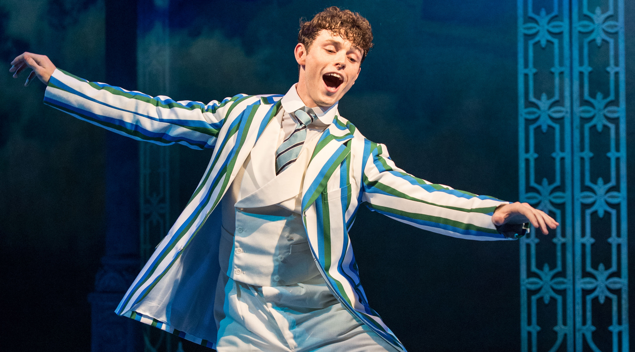 Charlie Stemp on his dizzying rise to the top of the theatre world