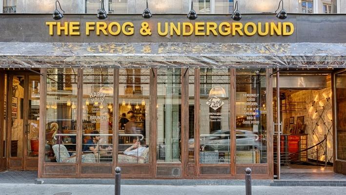 The Frog & Underground