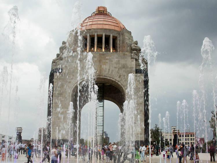 Mexico City, 50.8 points