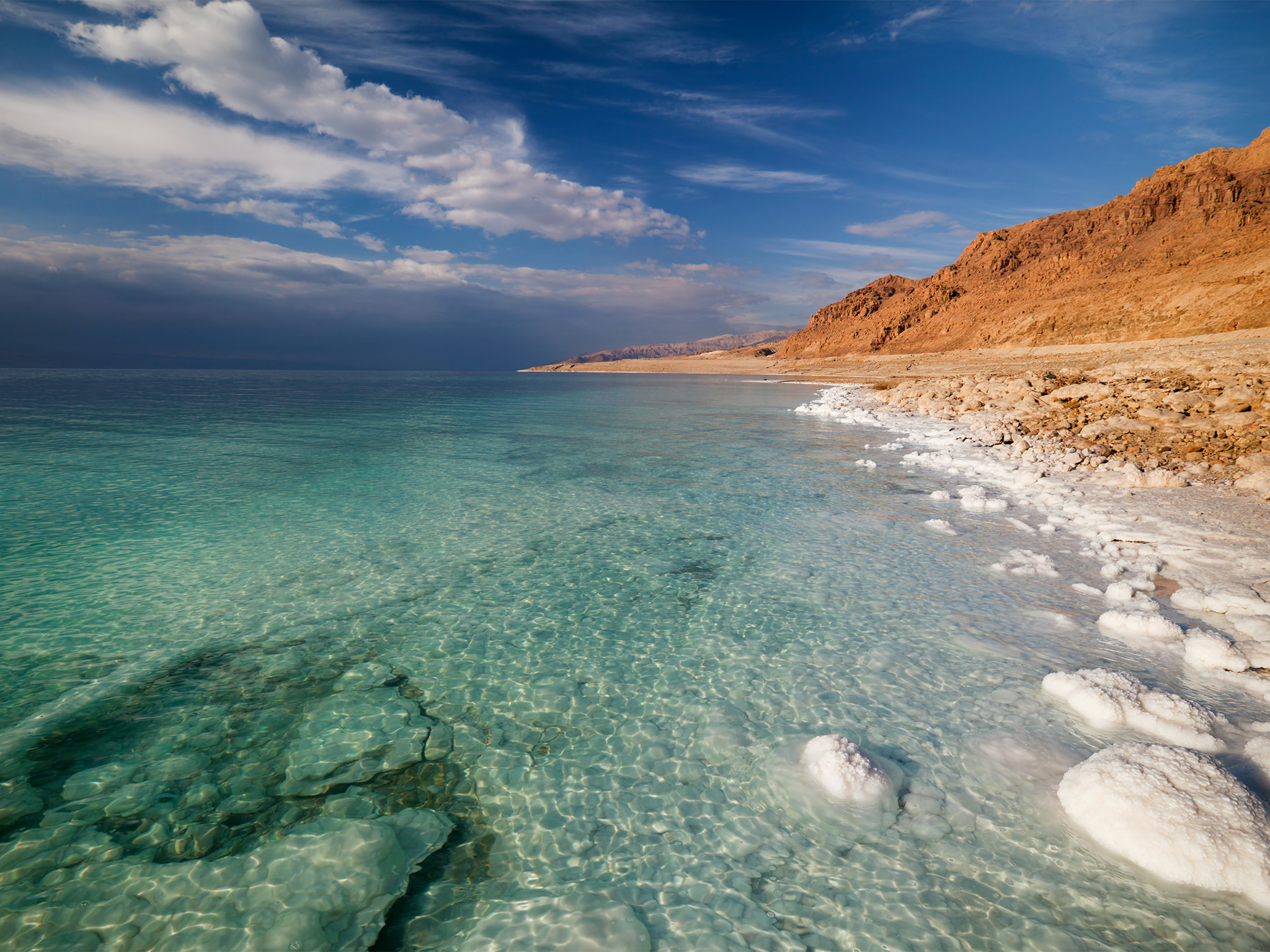 The Dead Sea's top attractions