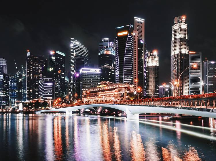 Singapore, 40.2 points