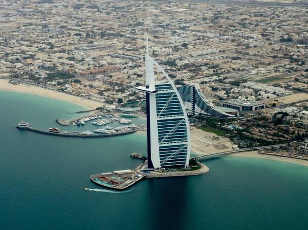 Dubai, 37,6 pontos