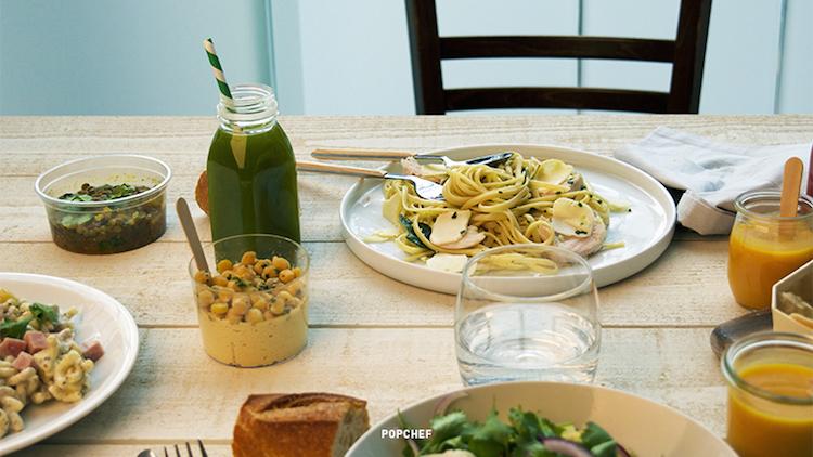 Gagnez vos repas complets avec Pop Chef !