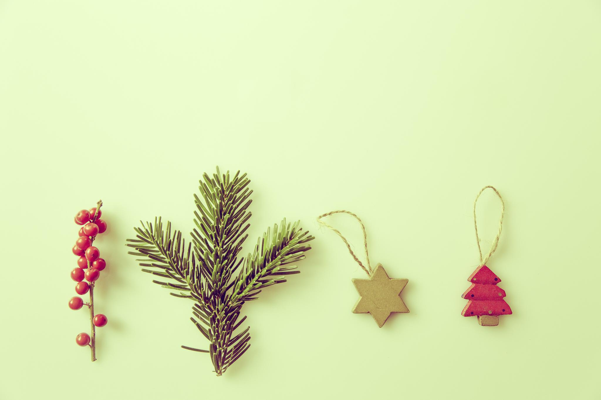 Holiday Ornament Making