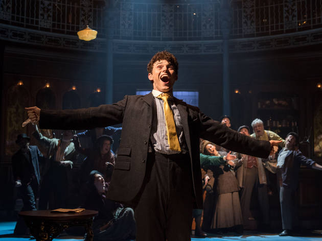 Review: Half a Sixpence