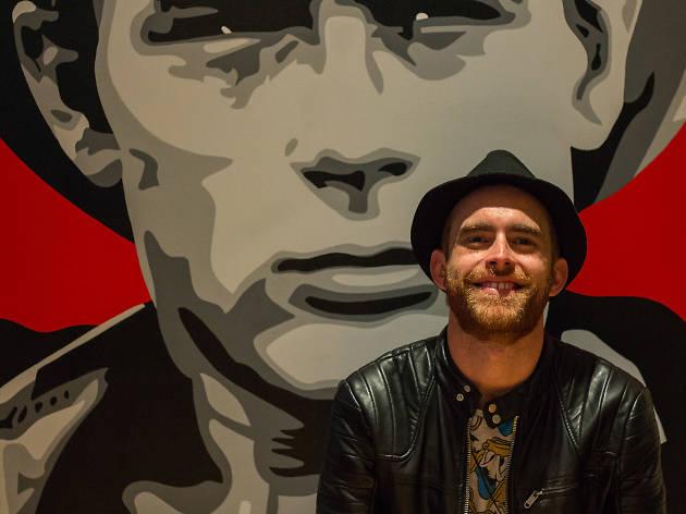 Javier Andrés en Retropop