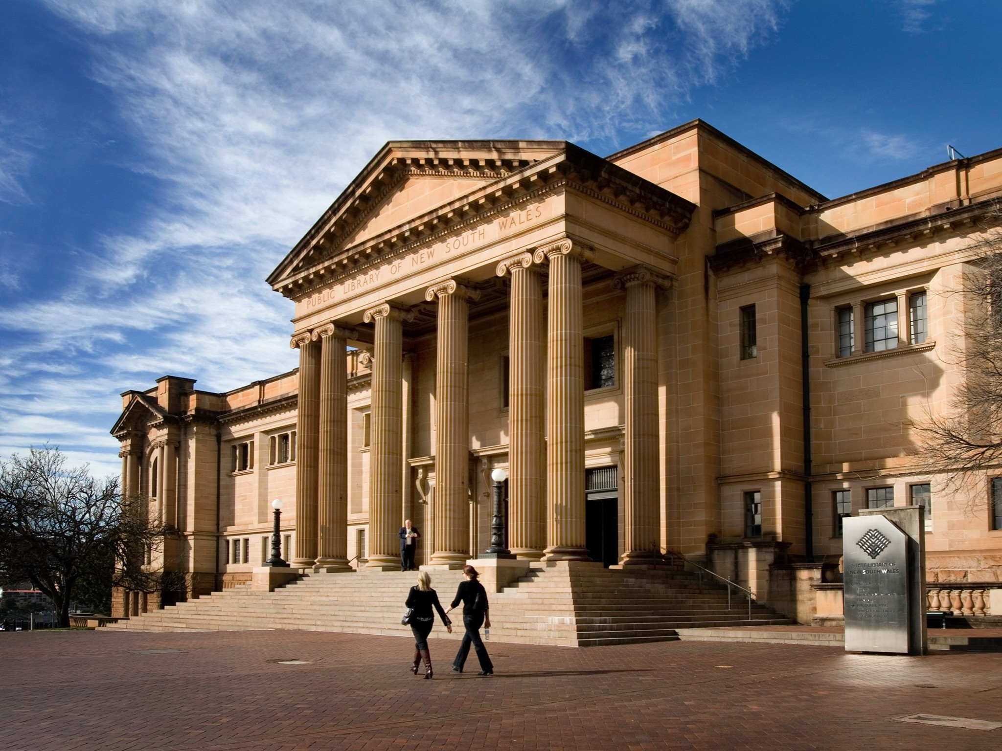 State Library exterior