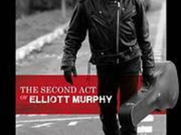 The Second Act of Elliott Murphy