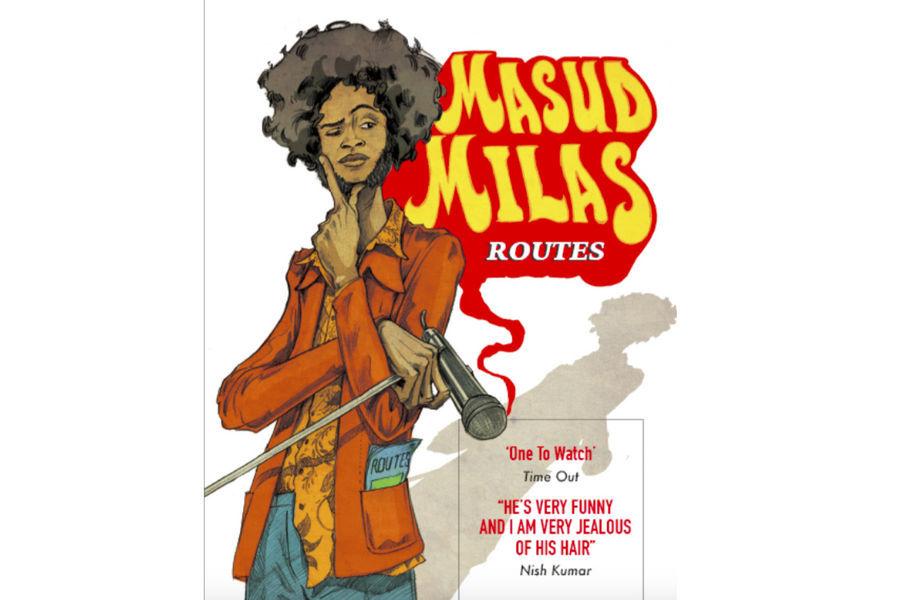 Masud Milas: Routes