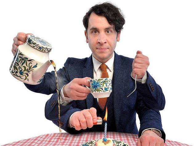 Pete Firman: Trix