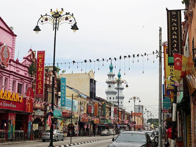 Little India in Klang